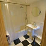 Bathroom of Thatched Holiday Home