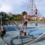 Family Playpark in Teignmouth, Devon