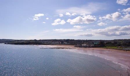 Goodrington Beach, South Devon
