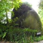 "A Dartmoor Panstone ""Parson's Loaf"" in Lustleigh"