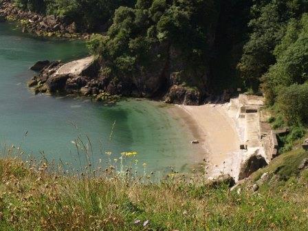 Redgate Beach, South Devon