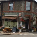 The Dairy, Lustleigh's Village Shop close to the Dartmoor Self Catering Holiday Accommodation