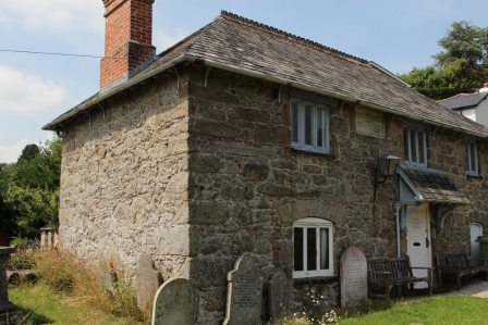 The Old Vestry, Lustleigh, Dartmoor