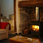 Dartmoor Holiday Cottage Lounge