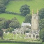 Widecombe Church, Dartmoor, Devon