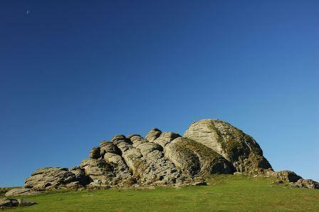Haytor, Dartmoor, Devon