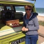 Devon Cream Tea Picnic by the Beach