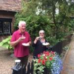 Dartmoor Cream Tea Challenge in Kent