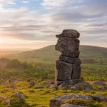 The awesome Bowerman's Nose close to the Dartmoor Holiday Cottage