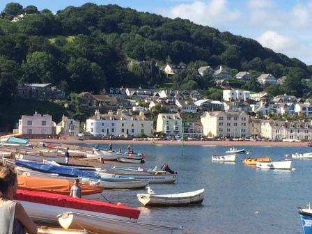 Shaldon 15 miles from our dartmoor holiday home