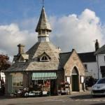 Market House, Chagford, Dartmoor, Devon