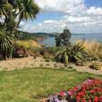 The english riviera on the south Devon coast