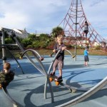 Family Playpark in Teignmouth, Devon