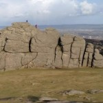 Haytor, closeby the dartmoor holiday cottage
