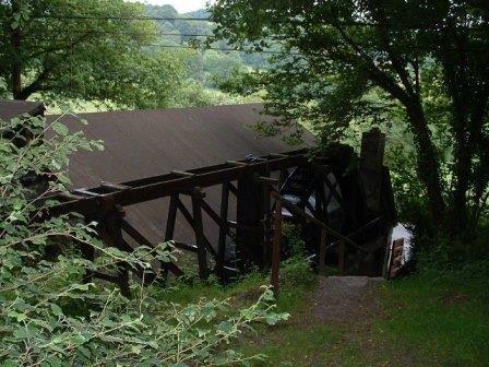 Kelly Mine just outside Lustleigh on Dartmoor