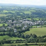 Moretonhampstead, Dartmoor, Devon