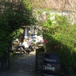 The Cleave Pub in Lustleigh nearby this Dartmoor Holiday Cottage