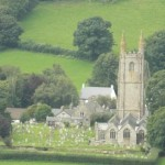 Widecombe Church, Dartmoor, Devon