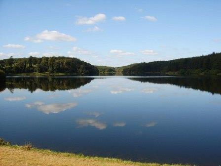 Kennick Reservoir, Dartmoor, Devon