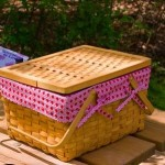 Holiday Cottage's Picnic Basket