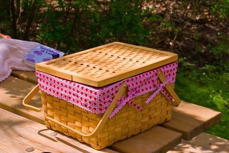 Holiday Cottage's Picnic Basket