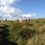 Devon's largest stone circle at Scorhill on Dartmoor