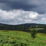 Stunning scenery from our Dartmoor holiday rental