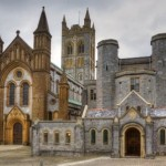 Buckfast Abbey home of the Benedictine monks is only 15 miles from our Dartmoor Holiday Cottage