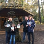 Go Ape just 10 miles from the self catering holiday cottage on Dartmoor