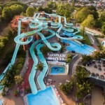 The Spalshdown water park in Goodrington is a fun day out for all the family whilst holidaying in our self catering cottage on Dartmoor