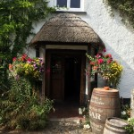 Lustleigh's welcoming village pub is arguably the best on Dartmoor and a mere 100 metres from our holiday cottage