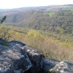 A walk from our Dartmoor Holiday Cottage along Lustleigh Cleave gives fantastic views of Dartmoor and is a must do when staying at our self catering accommodation