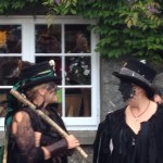 Seeing Beltane Border Morris are one of the best things to do whilst staying at our Dartmoor Holiday Cottage in Lustleigh Devon