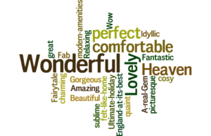 What guests say about our self catering Dartmoor holiday cottage in Lustleigh Devon