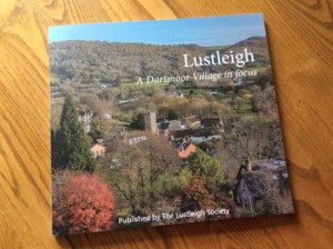 A book on Lustleigh, Dartmoor