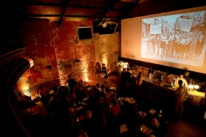 Totnes's speakeasy Cinema is only 20 miles away from the Dartmoor Holiday Cottage