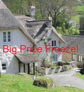 The Dartmoor Holiday Home freezes prices for 2021 bookngs