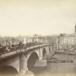 Old London Bridge built from Dartmoor Granite